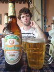 Jack with a Beerlao