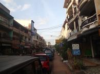 Typical Vientiane Street