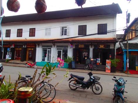 Luang Prabang main st