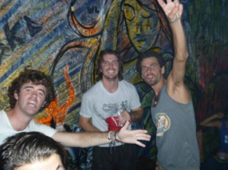 Jack, Darryl & I