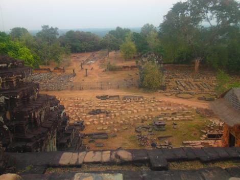 Reconstructing Temples