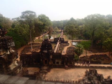 View from Prasat Baphuon