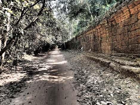 Backroads to Ta Prohm
