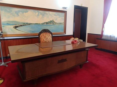 South Vietnam's Presidential Desk