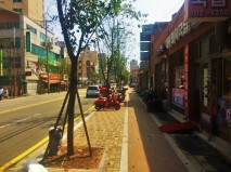 Songjeong Streets