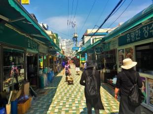 Haeundae Market Area