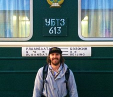 Ulaanbaatar to Beijing!