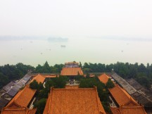 Sumer Palace and Beijing Smog
