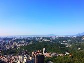 View of Taipei from Maoko