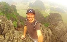 On top of Hang Mua