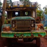 Relic in Pakbeng