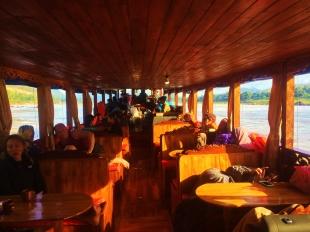 Mekong River Slowboat