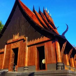 Ban Daam Museum (Black Temple)
