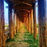 Under U Bein Bridge
