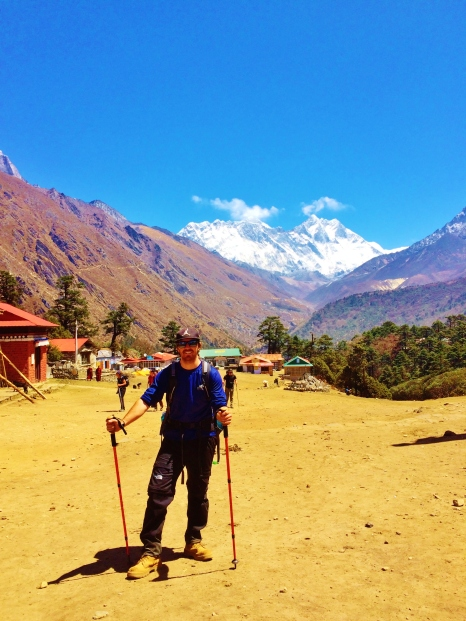 Made it to Tengboche